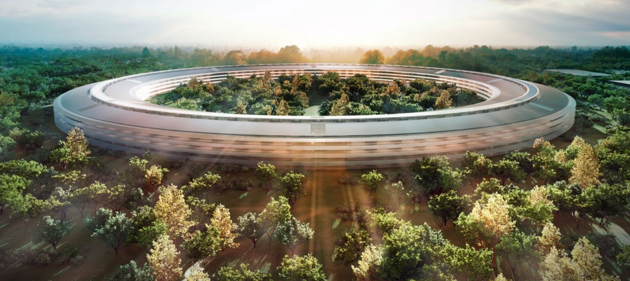 Apple Campus Large