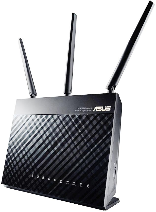 68 Rt Charger: Szybki Router Asus RT-AC68U Z Gigabitem