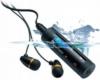 Wodoszczelny odtwarzacz MP3 z panelem dotykowym