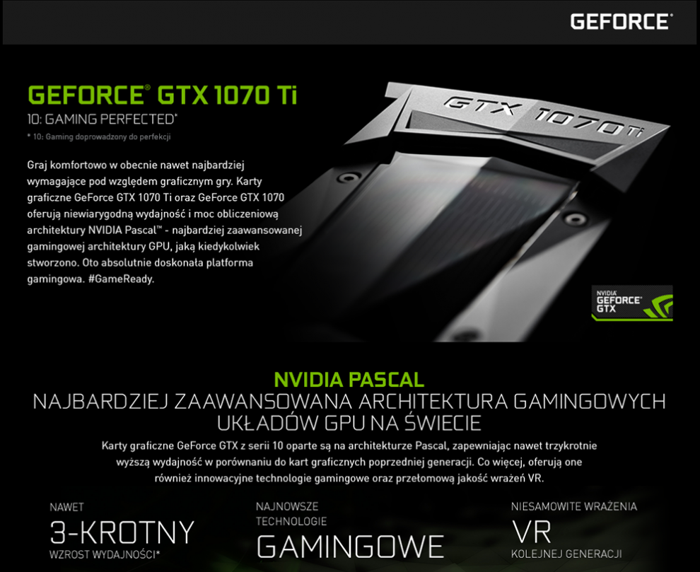 Geforce Gaming 1070ti Partner Lp Pl 02