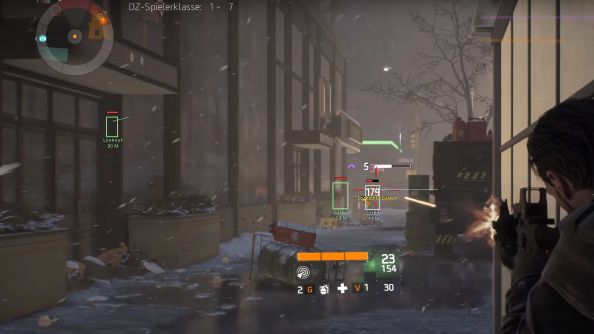 Gra Ubistoft The Division Wallhacks