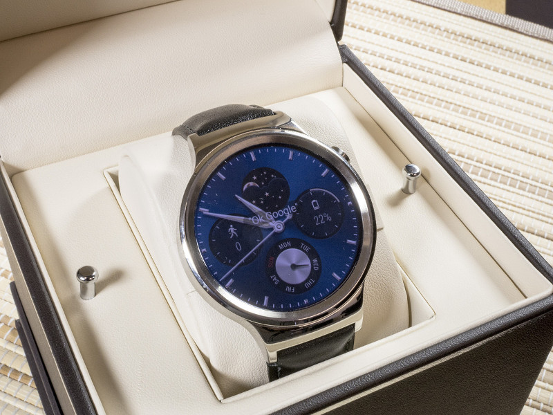 Huawei Watch Unboxing