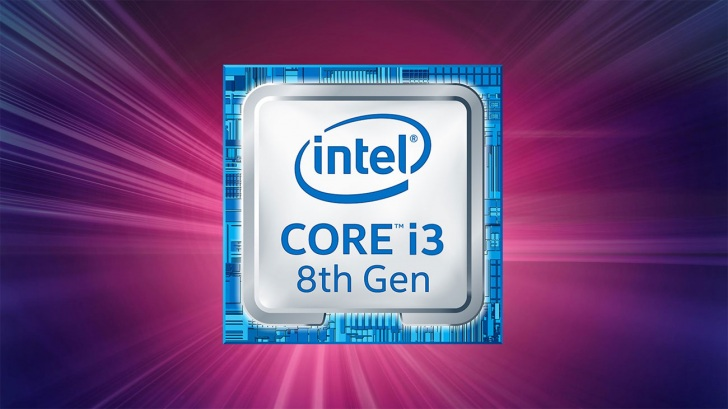 Intel Core I3 8100 Pic1