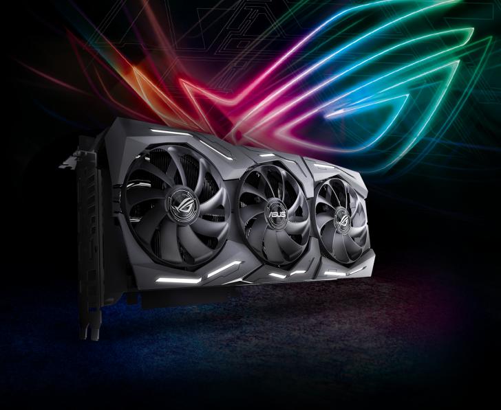 Resultado de imagen de ROG Strix Radeon RX 580 TOP edition 8GB