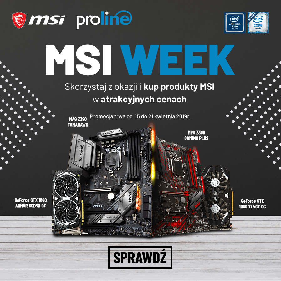 Lp Msi Week