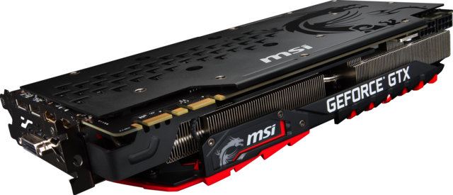 Msi Geforce Gtx 1080 Ti Gaming X 11g Product Pictures 3d8