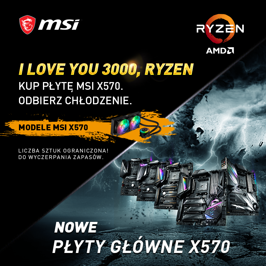 Msi I Love You Ryzen 3000 898xlp