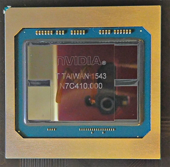 Nvidia Pascal Photo Chip Gp100