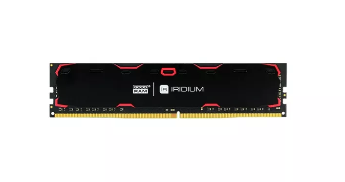 Pamiec Goodram Iridium 8gb Ddr4 2400 Cl15 Czarna Pic1