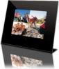 Wysokiej jakości cyfrowy wyświetlacz plików graficznych