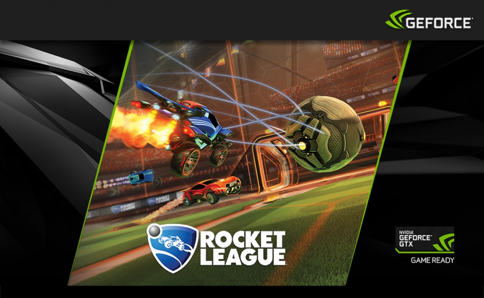 Rocket League Nvidia Lp