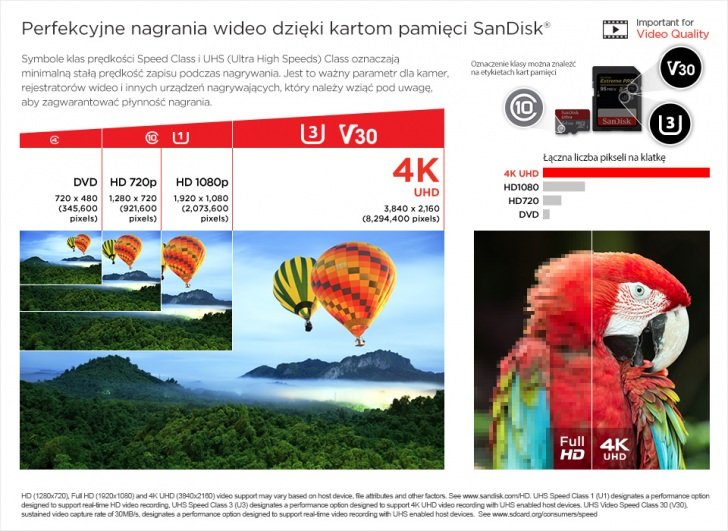 Sandisk V30 Read Speed Explained Pl3