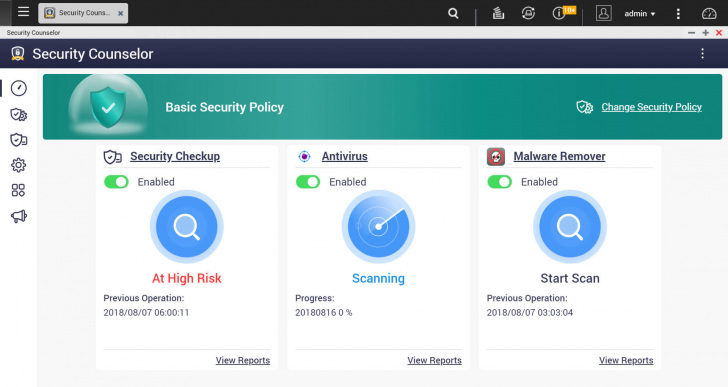 Security Counselor Ui23
