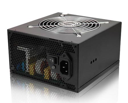 Tagans 2-force ii psu offers the perfect combination between power and performance