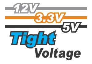 Tight Voltage Regulation S12III