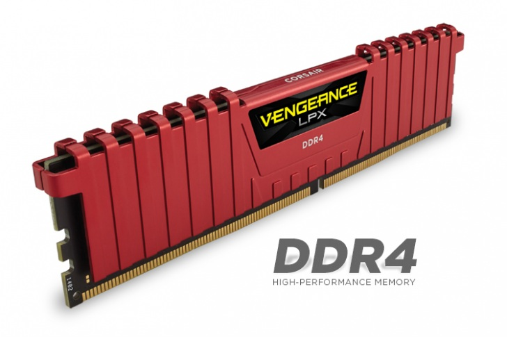 Veng Lpx Red Ddr4