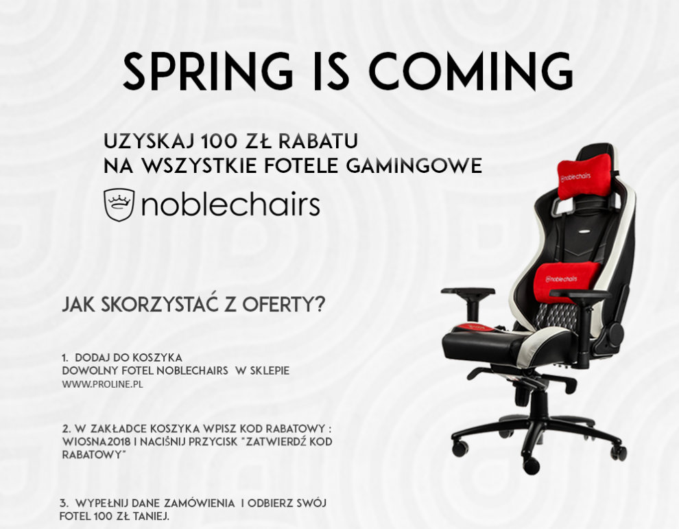 Wiosennapromocja Noblechair 1