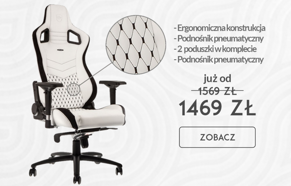 Wiosennapromocja Noblechair 4