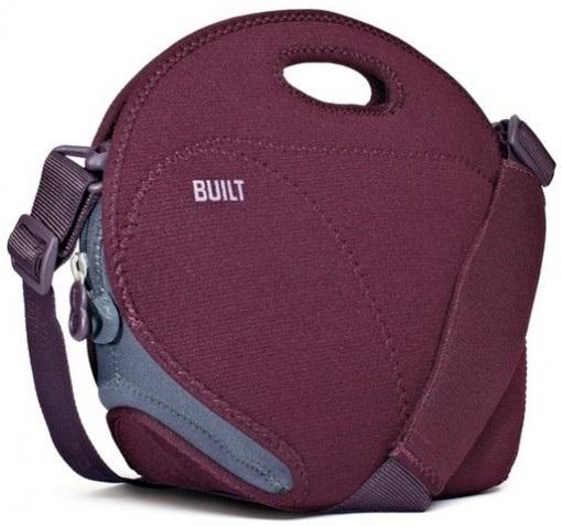 Сумка BUILT для фотоаппарата E-CBM-BRY (вишневая)