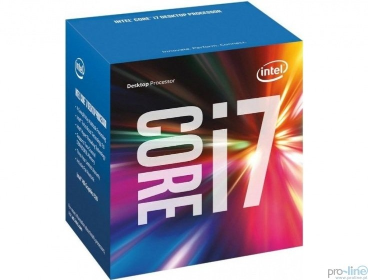 Procesor Intel Core i7-7700 Kaby