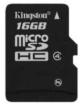 Karta Kingston SDC 16GB Micro SD