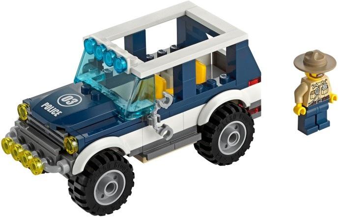 Lego City 60069 Posterunek Policji Z Bagien Sklep Prolinepl