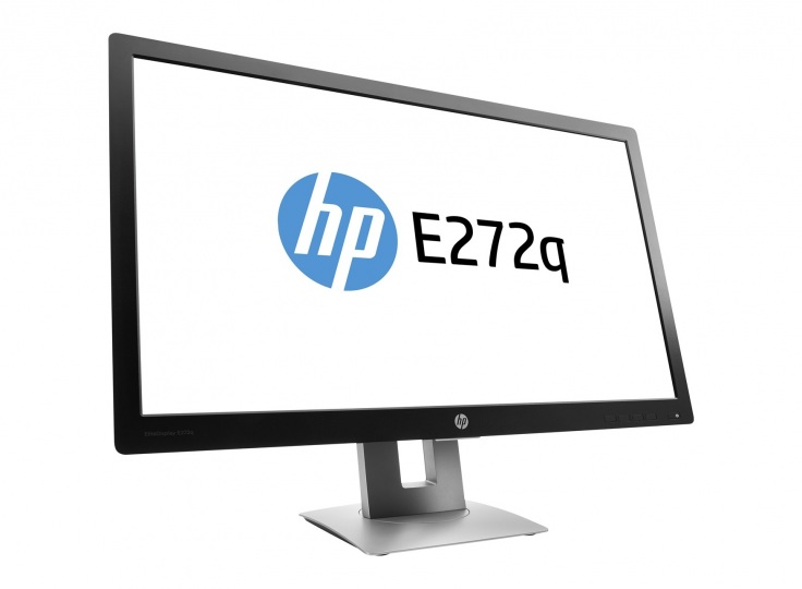 HP EliteDisplay E272q Led 27