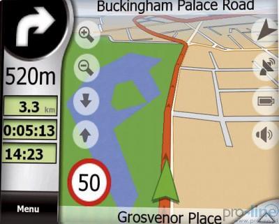 Mapa Mio Map Europa 30 Krajow V3 2 Sklep Proline Pl