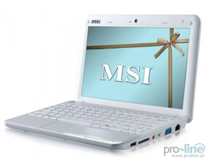 MSI Wind U100Plus-058PL 10 Atom