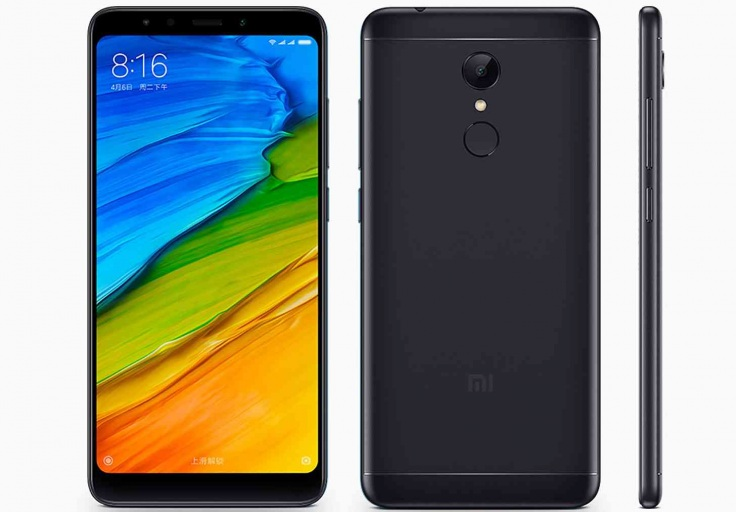 Smartfon Xiaomi Redmi 5 Plus 64GB