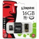 Kingston micro SDHC MBLY10G2/16GB 16GB C