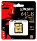 Kingston SDHC SDA10/64GB 64GB Class 10,U